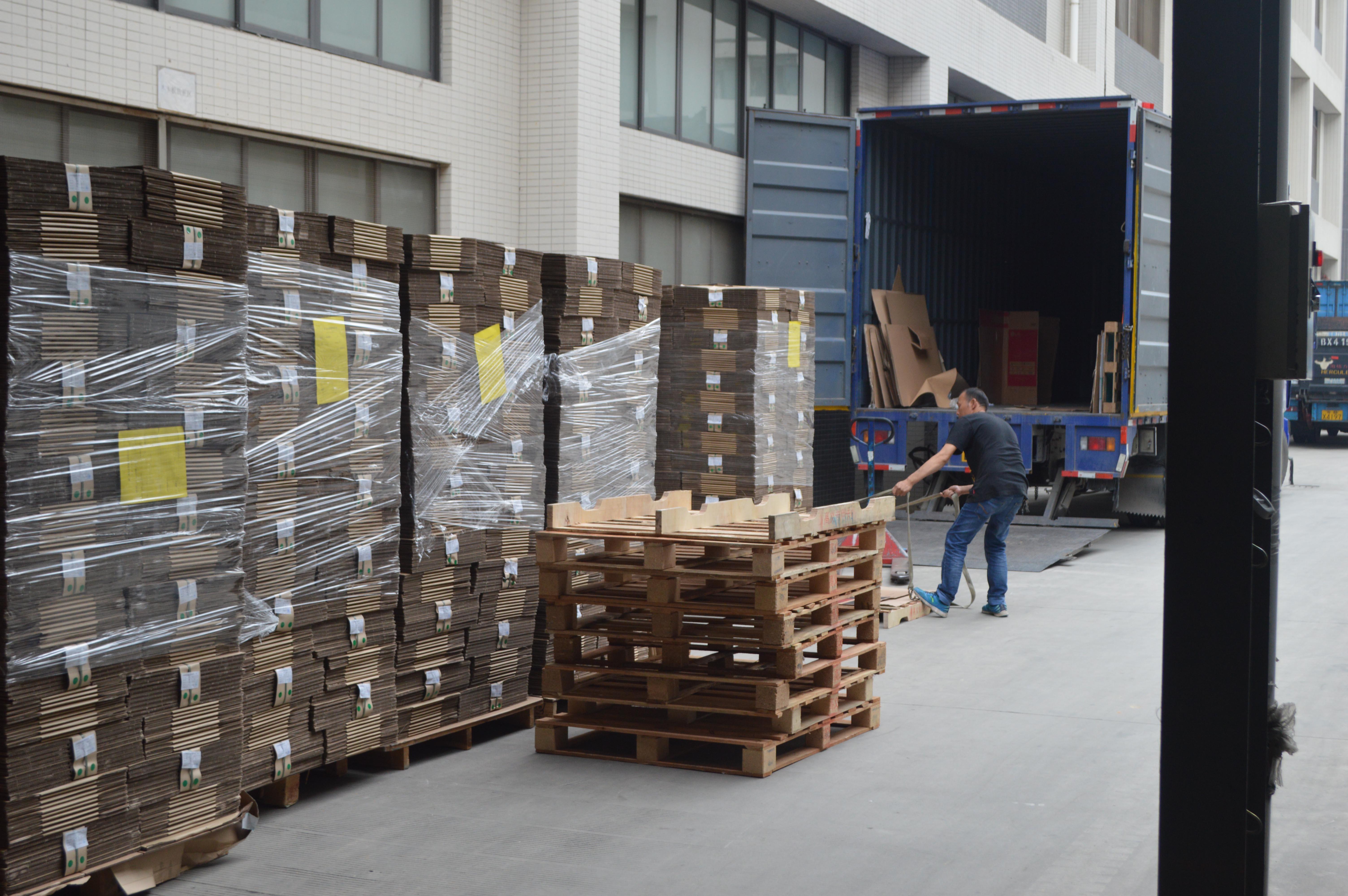 Honda-logistics